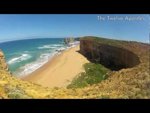 My Vacation in Australia GoPro HD Hero 2