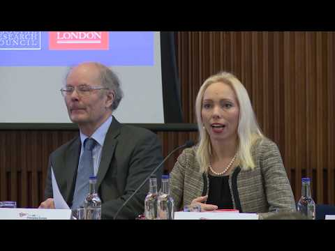 Brexit and Public Opinion 2019 conference:  keynote Sir John Curtice
