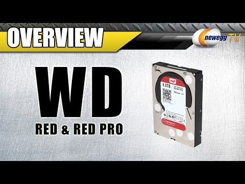 WD Red & Red Pro Nas Hard Drives Overview - Newegg TV