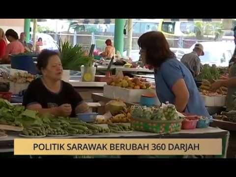 AWANI State [Sarawak]: Politik Sarawak berubah 360 darjah