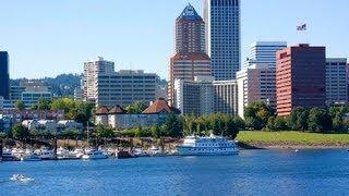 Портленд - город высокого качества жизни