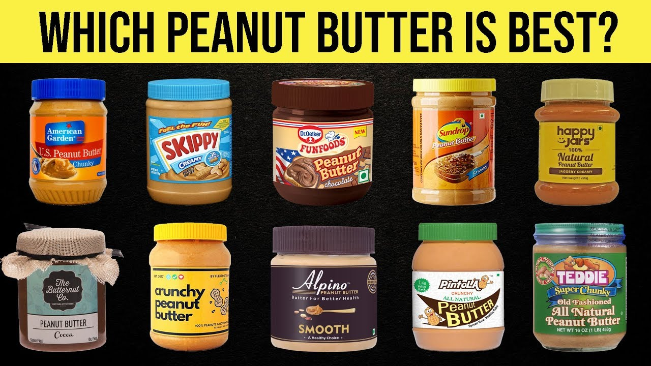 Best Peanut Butter For Weight Loss In India Weightlosslook