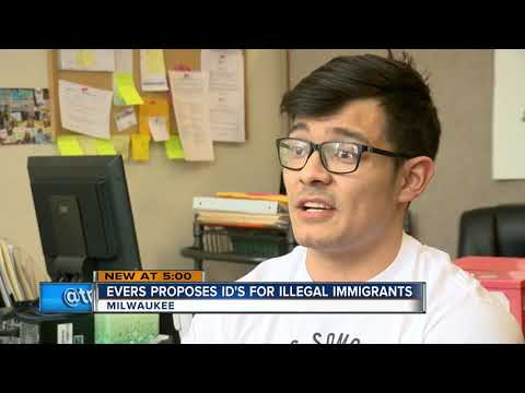 Gov. Tony Evers proposes allowing undocumented immigrants to get driver's licenses