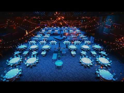 Watch: Dubai Opera auditorium transforms from squash court into a spectacular venue for Iftar