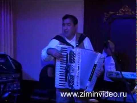 Армянские музыканты Валера Минасян аккордеон