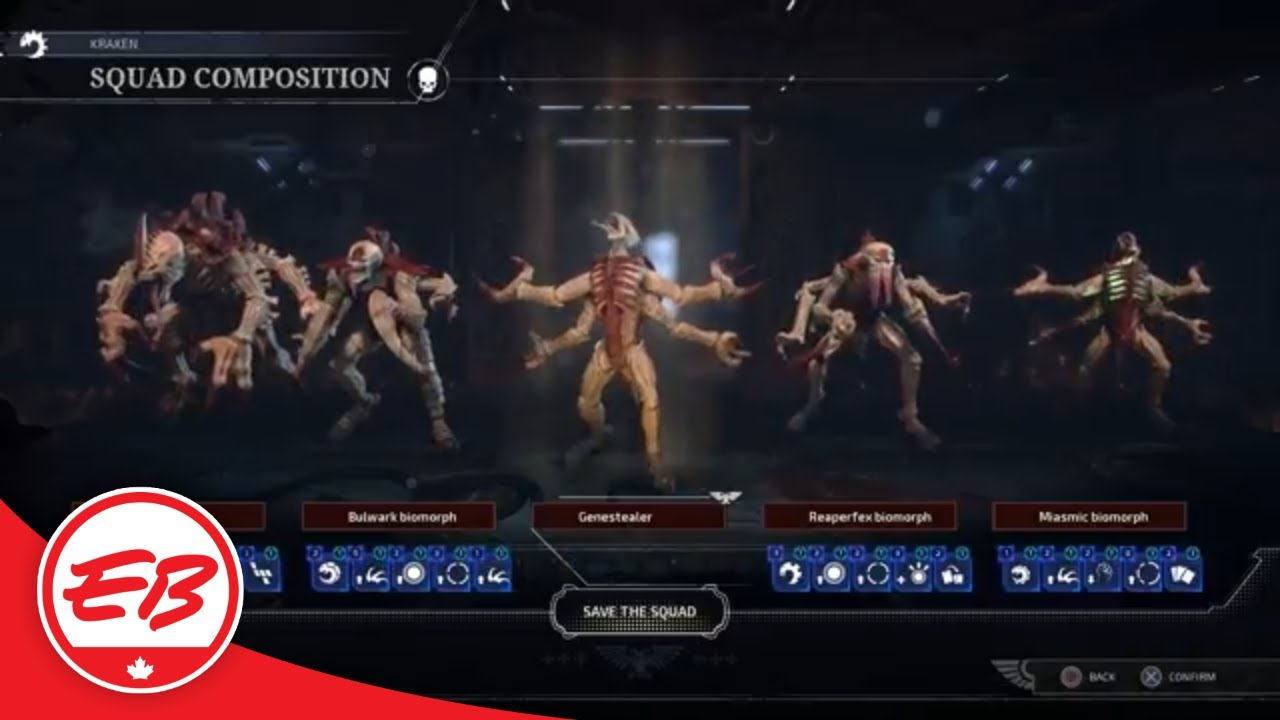 Space Hulk: Tactics: Overview Trailer - Focus Home Interactive | EB Games