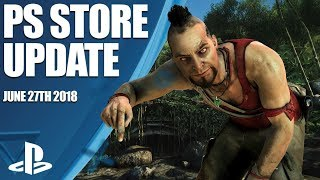 PlayStation Store Highlights - 27th June 2018