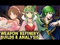 Tiki, Y!Tiki, Linde & Merric Builds & Weapon Refine Analysis & Review - Fire Emblem Heroes Guide