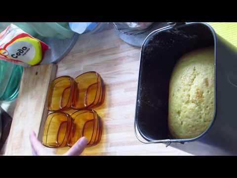 Кекс у хлібопічці. Легко та швидко. Без зайвих рухів.