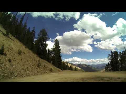 Back-road Trip- Frank Church River of No Return to Stanley, Idaho