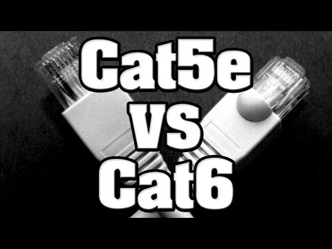 Cat5e vs Cat6 - Which Network Ethernet Cable Should I Use for Ethernet ?