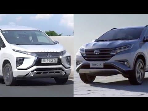 """Nội thất Toyota Rush 2018 có """"ăn"""" được Mitsubishi Xpander 2018?  AUTODAILY.VN """