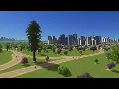 Cities Skylines - Venus City Cinematic |