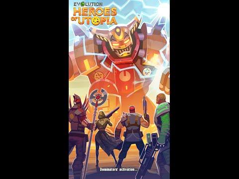 Evolution: Heroes of Utopia GamePlay