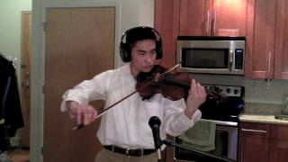 VIOLIN COVER: Glee Cast - We Are Young (w/ Download Link)