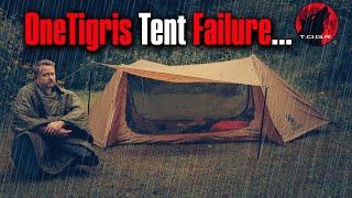 Rain....Lots of Rain! - Testing Grounds 5 Solo Camping Adventure