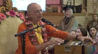 Бхагавад Гита 3.43 - Бхакти Вигьяна Госвами