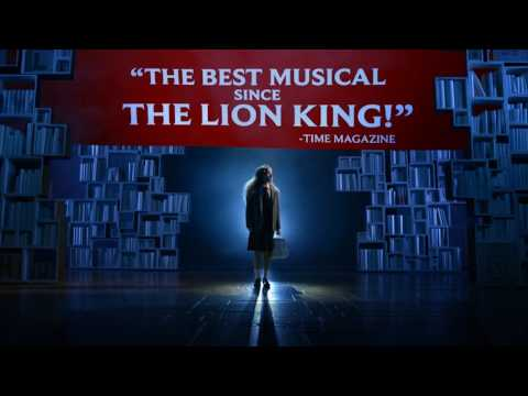 Matilda The Musical - Preview