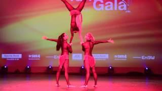 Trio Torime Turn Gala