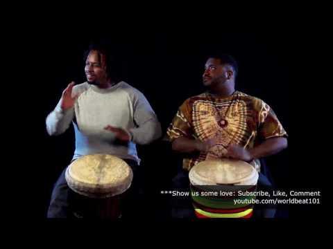Fanga Rhythm - Weedie Braimah & Amadou Kouyate