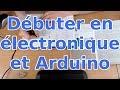 Débuter l'électronique et Arduino: Leçon 01, Apprendre à lire l'électronicien !