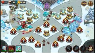 Endless mode challenge - only 2 Towers