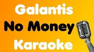 Galantis - No Money - Karaoke