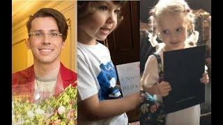 АЛЛА ПУГАЧЕВА- поздравили с Днем рождения самые близкие! (Лиза с Гарри,внучка Клава и М.Галкин)