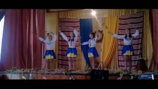 Танець з колосками
