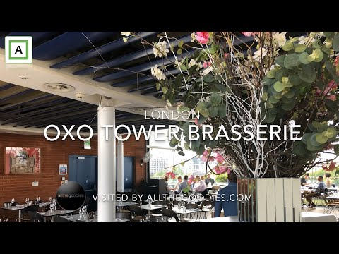 OXO Tower Brasserie, London | Allthegoodies.com