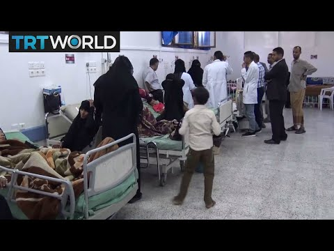 The War in Yemen: Air blockade harms the country