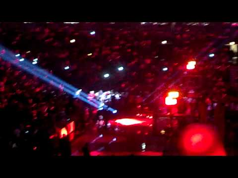 Chicago Bulls 2013 Home Opening Intro Live