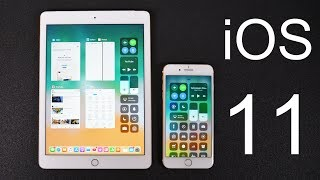 Apple iOS 11: Overview