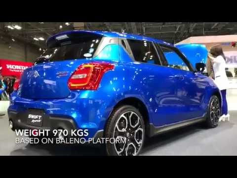 the new suzuki swift sport 2017 youtube. Black Bedroom Furniture Sets. Home Design Ideas