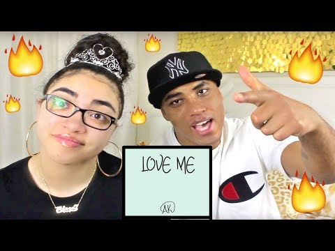LOVE ME (Official Audio) IAMTHEREALAK REACTION | MY DAD REACTS