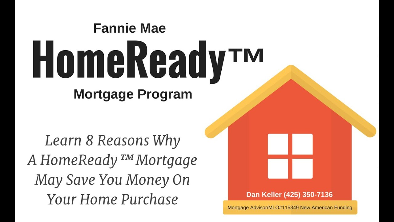 Fannie Mae Homeready Mortgage Everett Wa Seattle Fha Jumbo