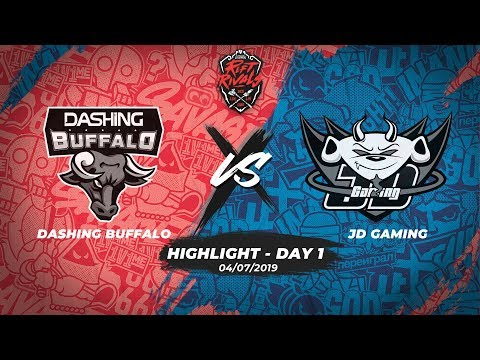 DBL vs JDG _Highlights [Rift Rivals 2019] [04.07.2019] [Day 1]