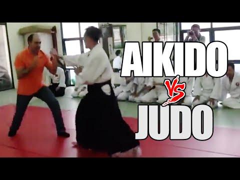 Aikido vs Judo