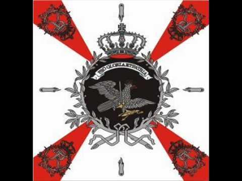 German Military March - Landgraf Marsch 領邦伯行進曲