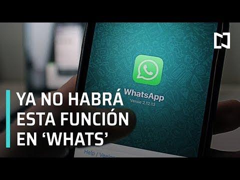 WhatsApp quitará esta función para evitar Fake News - Despierta con Loret