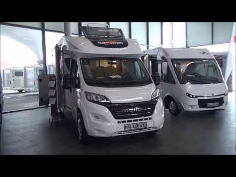 Malibu 410 motorhome review