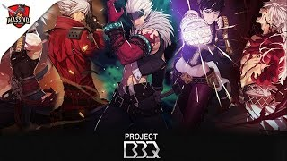 RE-UP | Project BBQ - Novo MMORPG de Ação da Neople