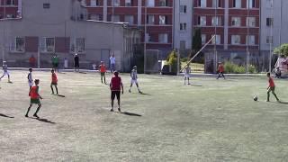 УФК - ДЮСШ (1ий тайм)