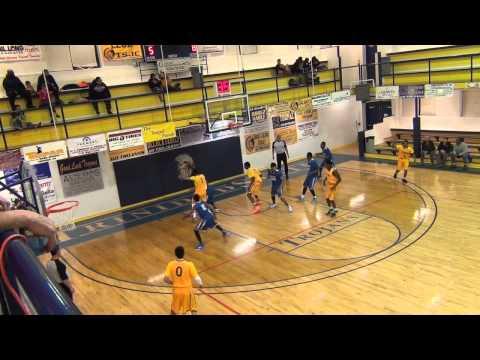 Trinidad State Men's Basketball vs Lamar