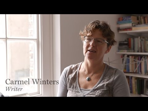 An interview with Carmel Winters