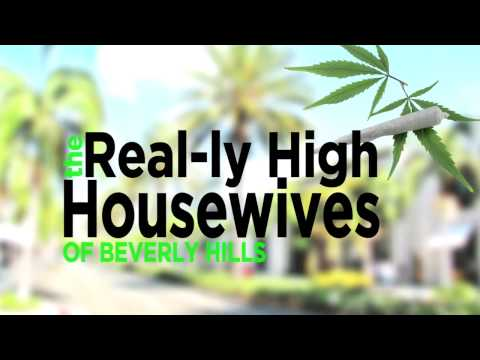 New TV: Really High Housewives of Beverly Hills Cannabis Club Cheryl Shuman