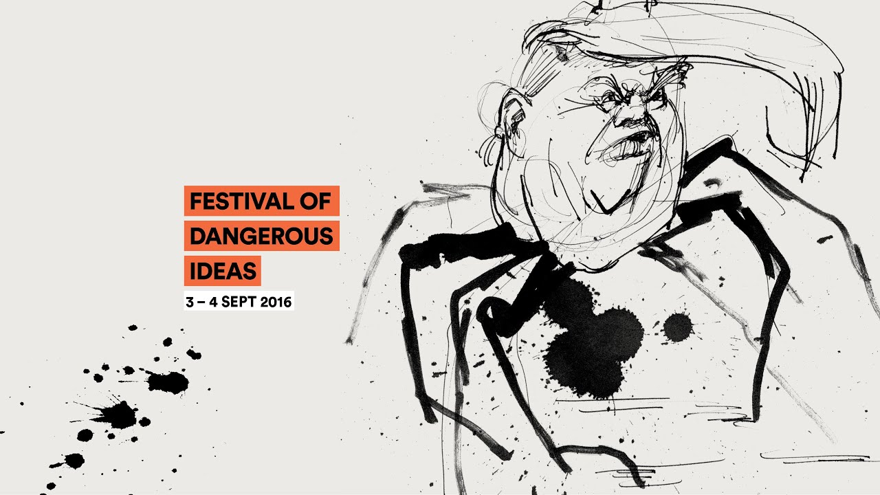 Festival of Dangerous Ideas 2016 trailer   YouTube
