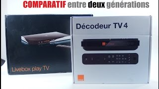 COMPARATIF TV SOSH 2017 ET TV ORANGE 2017 !