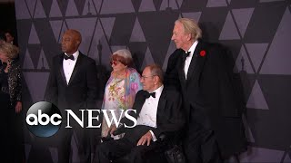 Pioneers of cinema receive honorary Oscars at the 2017 Governors Awards