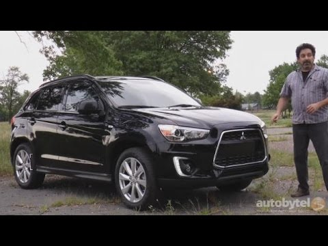 Lovely 2015 Mitsubishi Outlander Sport SE Test Drive Video Review